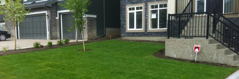 At Calgary Sod Masters our objective is 100% customer satisfaction