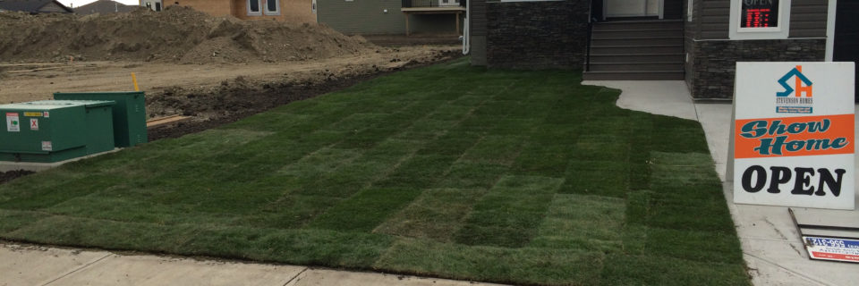 Front Page Calgary Sod Masters